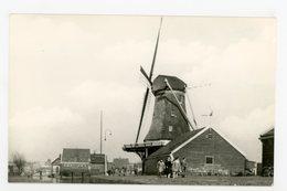 D198 - Zaandijk Oliemolen De Koperslager - 1964 Verbrand - Molen - Moulin - Mill - Mühle - Zaanstreek