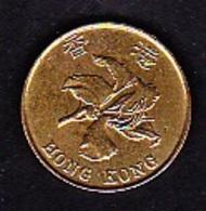Hong-Kong - 10 Cents / 1995 - Hong Kong