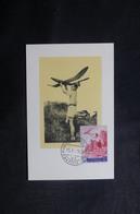 SAINT MARIN  - Carte Maximum 1965 - Modèle Réduit Aviation - L 39949 - Lettres & Documents