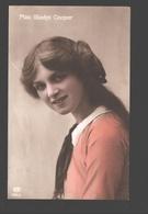 Actress / Actrice Miss Gladys Cooper - Artistes