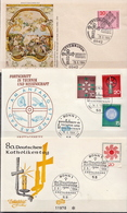 Germany 3 FDCs From 1964 - [7] Federal Republic
