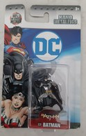 FIGURINE BATMAN NANO METALFIGS DC39 - Batman
