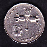 Israël - 1 Lira / 1967, 1979 - Israel