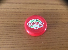 "Capsule Jus De Fruit Portugal ""COMPAL"" (rouge) - Capsules"