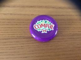 """Capsule Jus De Fruit Portugal """"COMPAL"""" (violet) - Kroonkurken"""