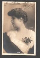 Actress / Actrice Léo Renn - 1905 - Photo Card - Artistes