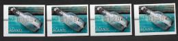 Aland 2016 Timbres De Distributeurs Bouteille à La Mer - Aland