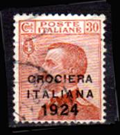 Italia-A-0073 - Emissione 1924 (o) Used - Senza Difetti Occulti. - Usati