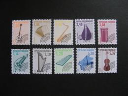 TB Serie PO N° 213A Au N° 223A, Dentelés 12, Neufs XX. - Precancels