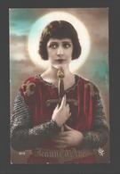 Jeanne D'Arc - Nom En Relief - Personnages Historiques