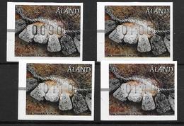 Aland 2017 Timbres De Distributeurs Série N°26 Neuve - Aland