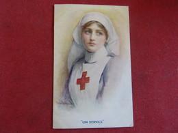 Croix-rouge - On Service - Oilette 8845 - Croix-Rouge