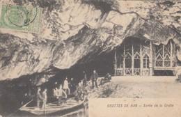 HAN SUR LESSE / GROTTES / SORTIE DE LA GROTTE - Rochefort