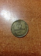 USSR 3 Penny (copeec) 1971 - Rusland