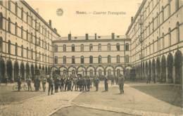 Belgique - Mons : Caserne Trezegnies - Mons