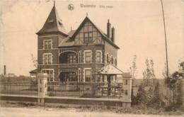 Belgique - Waremme : Villa Rouge - Borgworm