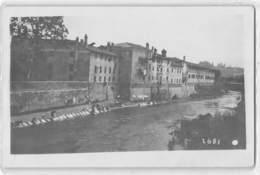 """09442 """"VICENZA - RIVA DEL FIUME BACCHIGLIONE - LAVANDAIE"""" FOTO ORIGINALE - Luoghi"""