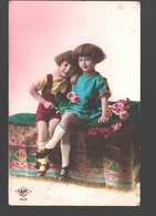 Fantasy / Fantaisie / Fantasie Kaart - Fillettes / Girls / Meisjes - Groupes D'enfants & Familles
