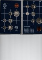 ARUBA MUNTSET 1986 FDC - Monnaies