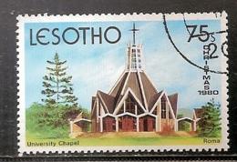 LESOTHO      OBLITERE - Lesotho (1966-...)