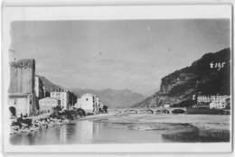 """09446 """"(IM)  RIVIERA DI PONENTE - VENTIMIGLIA - IL FIUME ROJA""""  FOTO ORIGINALE - Luoghi"""