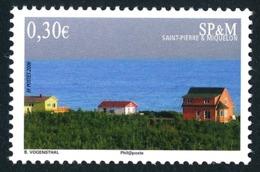 ST-PIERRE ET MIQUELON 2006 - Yv. 865 **   Faciale= 0,30 EUR - Maisons Et Horizon  ..Réf.SPM11566 - Neufs