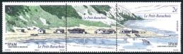 ST-PIERRE ET MIQUELON 2006 - Yv. 868 Et 869 Tryptique **   Faciale= 4,00 EUR - Le Petit-Barachois  ..Réf.SPM11568 - Neufs
