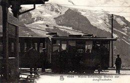 Kleine Scheidagg Station Der Jungfraubahn - Other
