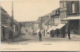 Péruwelz - Bon Secours   *  La Grand'Rue  (Nels) - Péruwelz