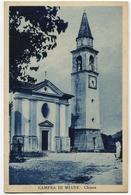 CARTOLINA CAMPEA DI MIANE TREVISO VENETO VIAGGIATA ANNO 1940 - Treviso