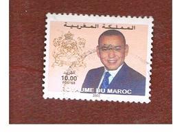 MAROCCO (MOROCCO)  -  MI 1431    -  2002 KING MOHAMMED  VI (DATED 2002)   - USED ° - Marocco (1956-...)