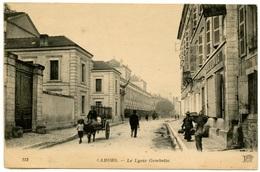 CAHORS - Le Lycée Gambetta - Hôtel De L'Europe - Animation  -  Editions ND - Voir Scan - Cahors