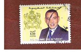MAROCCO (MOROCCO)  -  MI 1426    -  2003 KING MOHAMMED  VI (NO DATED)   - USED ° - Marocco (1956-...)