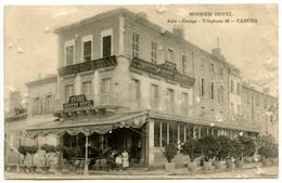 CAHORS - Le Modern-Hôtel - Allées Fénelon  - Peu Courante Mais Abimée - Prix En Conséquence  - Voir Scan - Cahors