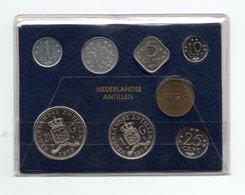 NEDERLANDSE ANTILLEN MUNTSET 1979 FDC - Antille Olandesi