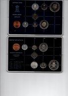 NEDERLANDSE ANTILLEN MUNTSET 1984 FDC - Antillen (Niederländische)