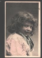 Fantasy / Fantaisie / Fantasie Kaart - Petit Enfant / Small Child / Klein Kind - 1907 - Portraits