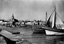 Saint Gilles Sur Vie * Vue Sur La Ville Et Le Port - Saint Gilles Croix De Vie