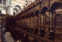Altamura - Coro Della Cattedrale - Formato Grande Non Viaggiata – E 13 - Altamura