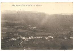 CIZE     ( Jura )      VUE GÉNÉRALE   Vallée De L'Ain - France
