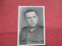 RPPC    German WW2  Soldier   Army  Ref    3564 - War 1939-45