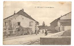 CIZE     ( Jura )      LE CAFÉ  MAÎTRE - Francia