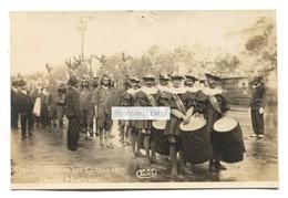 Mexico - Fiestas Del Centenario - Desfile Historico, Historical Parade - C1921 Real Photo Postcard - Mexico