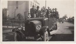 Old Timer - Très Animé - Zeer Geanimeerd - 1929 - Photo 6.5 X 11 Cm - Automobiles