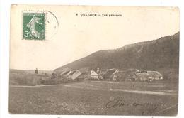 CIZE     ( Jura )      VUE GÉNÉRALE  2 - France