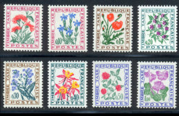 France Taxe 1964 Yvert 95 / 102 ** TB - 1960-.... Nuovi