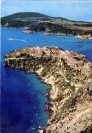 Isole Tremiti - Foggia - Veduta Aerea - Formato Grande Viaggiata – E 13 - Foggia