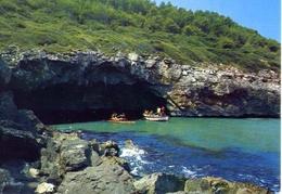 Peschici - Foggia - Grotta Delle Ondine - Formato Grande Non Viaggiata – E 13 - Foggia