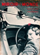 "MIROIR Du MONDE N° 240 DE 1934 "" NUMERO SPECIAL 28eme SALON De L'AUTOMOBILE - Libros, Revistas, Cómics"