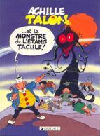Achille Talon T 40 Achille Talon Et Le Monstre De L'étang Tacule  EO BE DARGAUD  11/1989  Greg (BI2) - Achille Talon